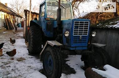 МТЗ 80 Беларус 1989 в Сарнах