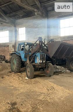 Трактор сельскохозяйственный МТЗ 80 Беларус 1993 в Звенигородке