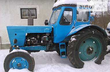 Трактор сельскохозяйственный МТЗ 80 Беларус 1990 в Тернополе