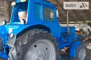 Трактор сельскохозяйственный МТЗ 80 Беларус 1987 в Хотине