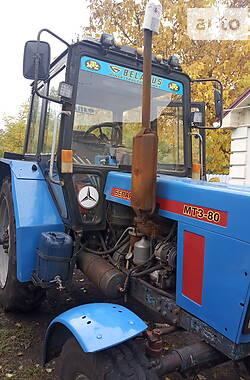 Трактор сельскохозяйственный МТЗ 80 Беларус 1993 в Николаеве