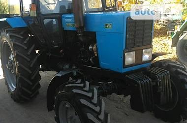 МТЗ 82.1 Беларус 2011 в Локачах