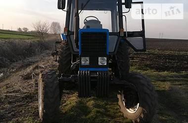 Трактор сельскохозяйственный МТЗ 82.1 Беларус 2001 в Ивано-Франковске