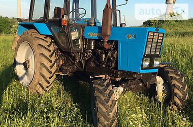 Трактор сельскохозяйственный МТЗ 82.1 Беларус 1992 в Золочеве
