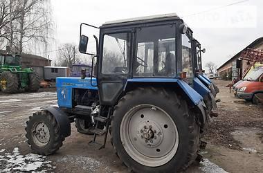 МТЗ 82.2 Беларус 2011 в Ромнах