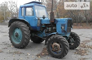 МТЗ 82 Беларус 1991 в Верхнем Рогачике