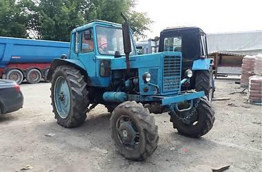 МТЗ 82 Беларус 1988 в Тернополе