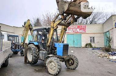 МТЗ 82 Беларус 2007 в Тернополе