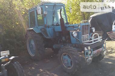 МТЗ 82 Беларус 1991 в Великой Михайловке