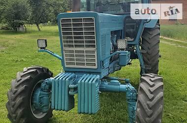 Трактор сельскохозяйственный МТЗ 82 Беларус 1991 в Черновцах