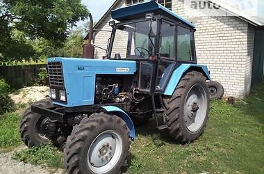 Трактор сельскохозяйственный МТЗ 82 Беларус 2013 в Смеле