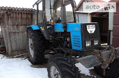 МТЗ 892 Беларус 2008 в Рокитном