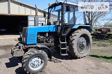 МТЗ 892 Беларус 2011 в Баштанке