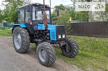 Трактор сельскохозяйственный МТЗ 892 Беларус 2013 в Заставной