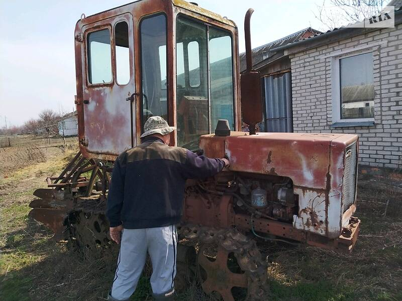 Трактор МТЗ Т-70 1990 в Березані
