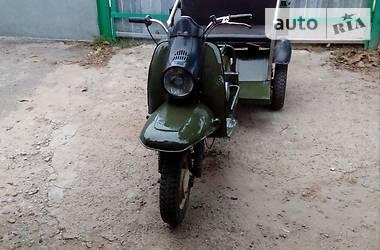Муравей М2 1990 в Каневе