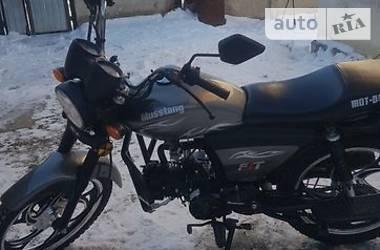 Musstang МТ125-8 (Alfa New) 2019 в Дунаевцах