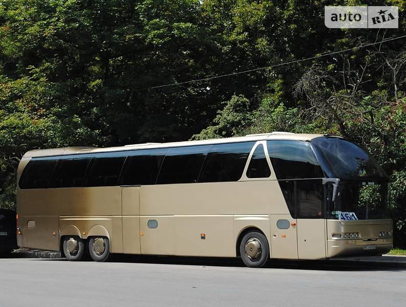 Туристичний / Міжміський автобус Neoplan N 516 1999 в Львові