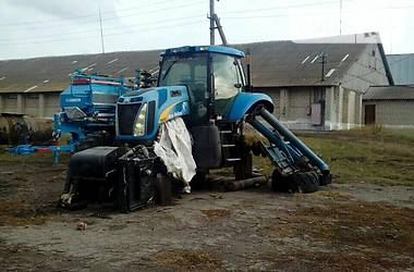 New Holland 8040  2008