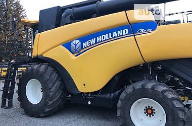 New Holland CR 2014 в Киеве