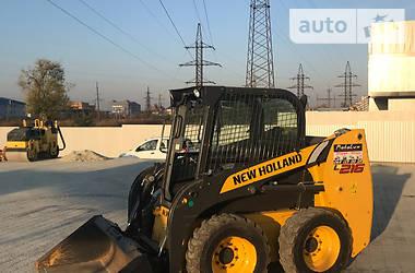 New Holland L216 2015 в Мукачево