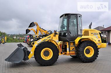 New Holland W 2013 в Ровно