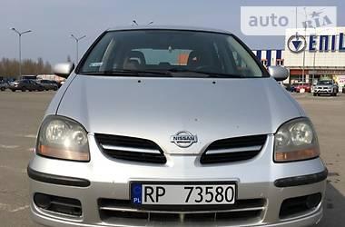 Nissan Almera Tino 2000