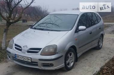 Nissan Almera Tino 2002 в Тернополе