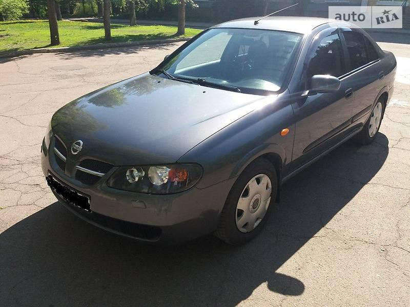 Nissan Almera 2004 в Донецке