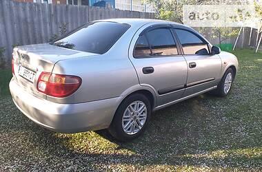 Nissan Almera 2002 в Зенькове