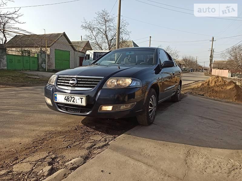 Nissan Almera 2011 в Одессе