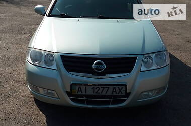 Седан Nissan Almera 2006 в Борисполе