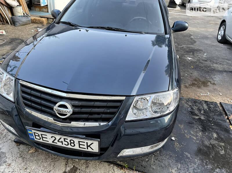 Седан Nissan Almera 2007 в Николаеве