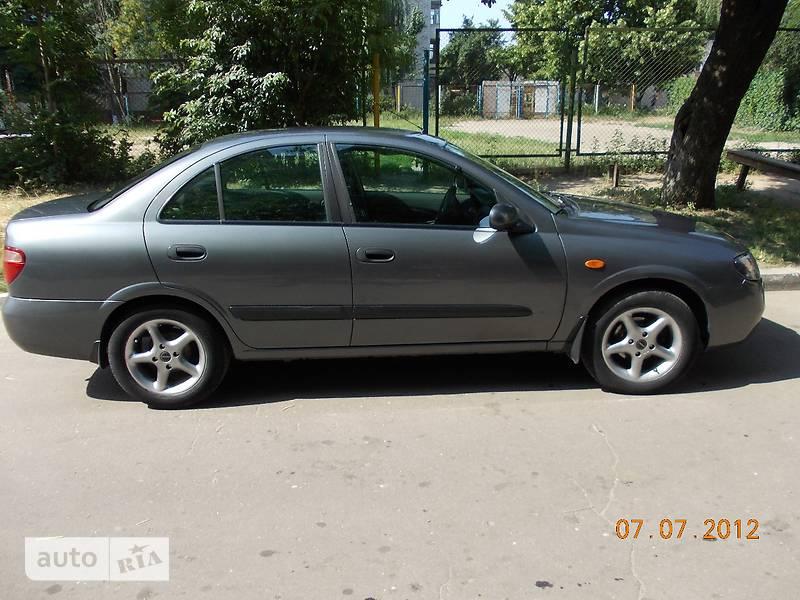 Nissan Almera 2003 в Житомире