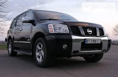 Nissan Armada 2005 в Херсоне