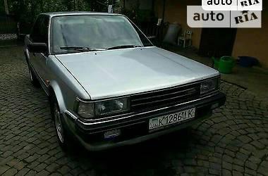 Nissan Bluebird 1987