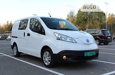 Легковой фургон (до 1,5 т) Nissan e-NV200 2014 в Львове