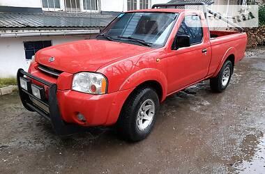 Nissan Frontier 2001 в Ужгороде