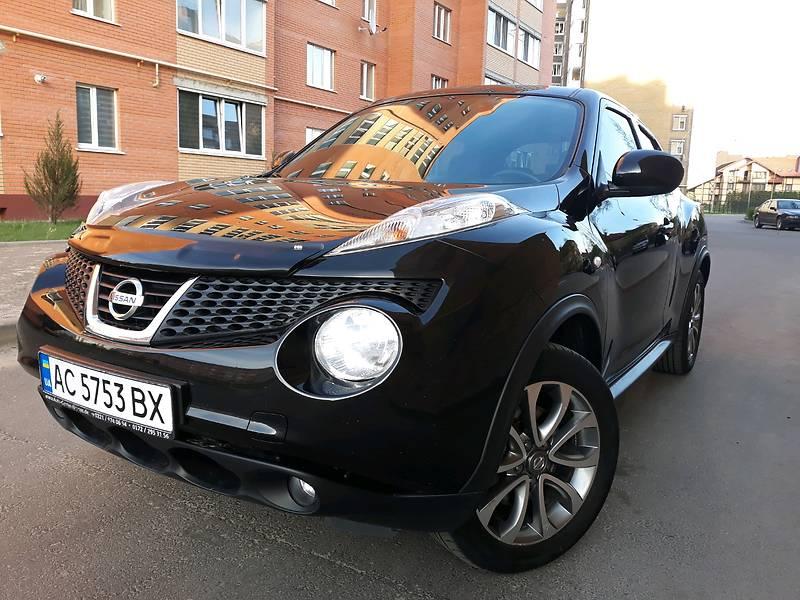 Nissan Juke 2014 в Луцке
