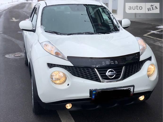 Nissan Juke 2013 года в Киеве