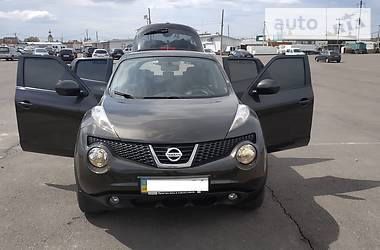 Nissan Juke 2012 в Ужгороді