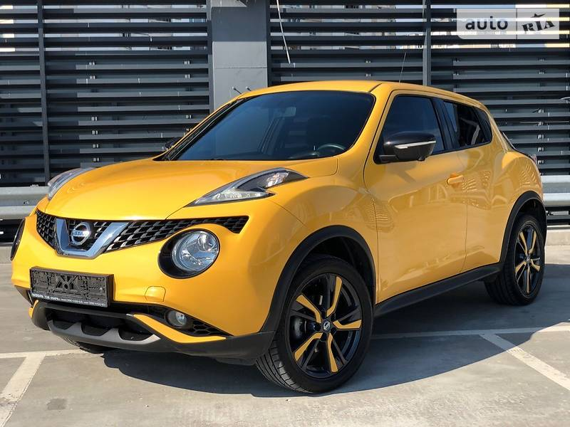 Nissan Juke 2016 года в Киеве