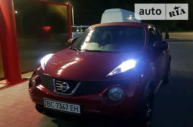 Nissan Juke 2012 в Львові