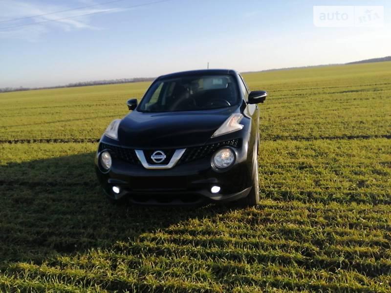 Nissan Juke 2016 в Белой Церкви