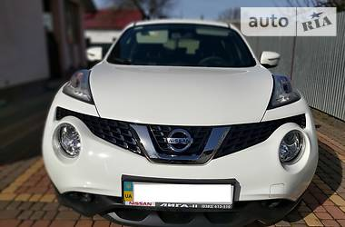 Nissan Juke 2017 в Дрогобыче