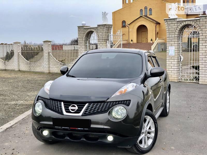 Nissan Juke 2013 в Херсоне