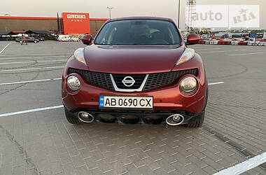 Nissan Juke 2012 в Виннице