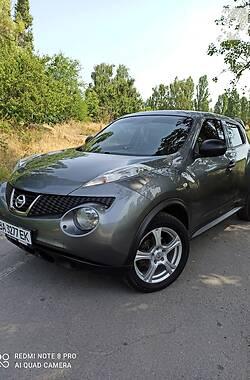 Внедорожник / Кроссовер Nissan Juke 2012 в Светловодске