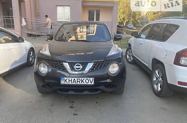 Позашляховик / Кросовер Nissan Juke 2014 в Харкові
