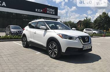 Внедорожник / Кроссовер Nissan Kicks 2018 в Виннице